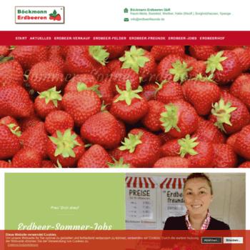 Boeckmann-erdbeeren.de thumbnail