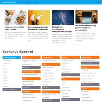Boekenverkoper.nl thumbnail