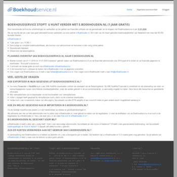 Boekhoudservice.nl thumbnail