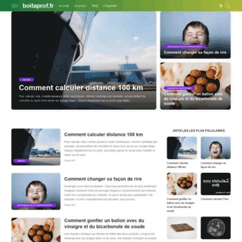 Boitaprof.fr thumbnail