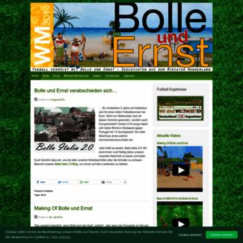 Bolle-und-ernst.de thumbnail