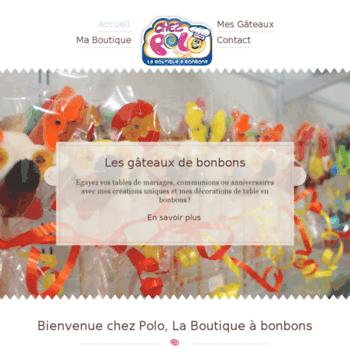 Bonbon64-polo.fr thumbnail
