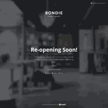 Bondie.co.nz thumbnail