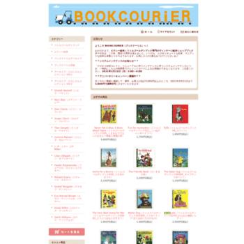 Bookcourier.net thumbnail