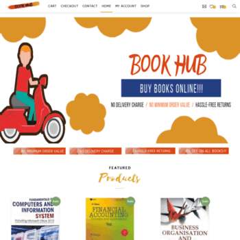 Bookhub.co.in thumbnail