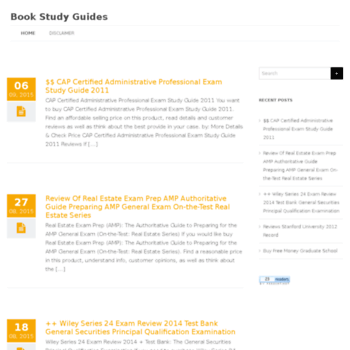 Bookstudyguidesz.net thumbnail