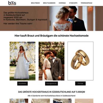 Boos Com At Wi Brautkleider Stuttgart Brautmoden Mannheim