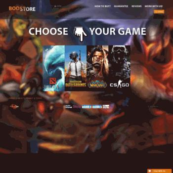 Boostore.net thumbnail