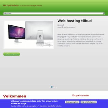 Bornholmerweb.dk thumbnail