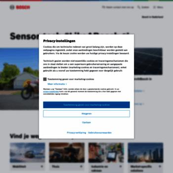 Bosch.nl thumbnail