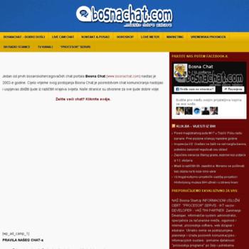chet dopisivanje web