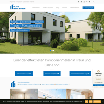 Bossimmobilien.at thumbnail