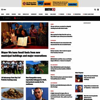 Boston.com thumbnail