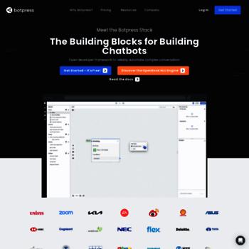 botpress io at WI  Botpress – A Chatbot Maker & Bot Development