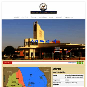 Botschaft-eritrea.de thumbnail