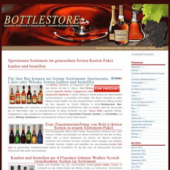 Bottlestore.de thumbnail