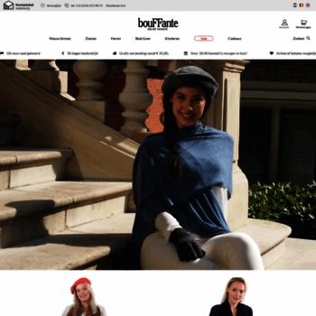 Bouffante.nl thumbnail