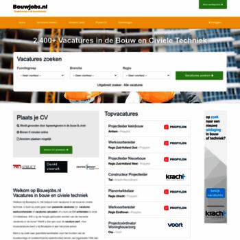 Bouwjobs.nl thumbnail