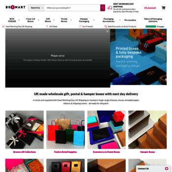 Boxmart.co.uk thumbnail