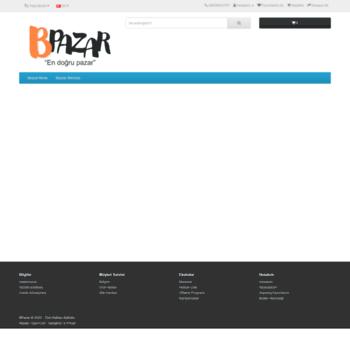 Bpazar.info thumbnail