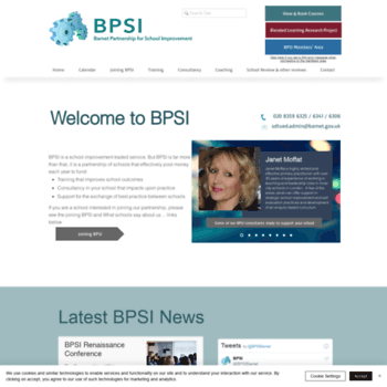 Bpsi.org.uk thumbnail