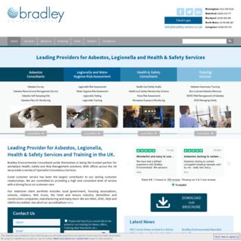 Bradley-enviro.co.uk thumbnail