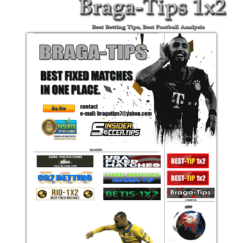 braga-tips sportal tips at WI  Braga tips, free fixed matches