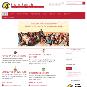 Brainbench.in thumbnail