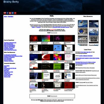 Brainybetty.com thumbnail