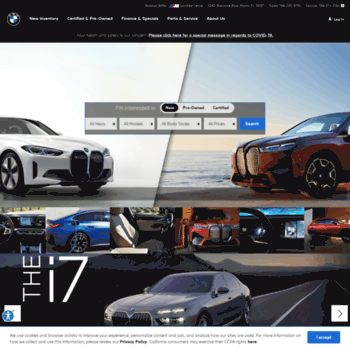 Braman BMW Miami >> Bramanmotorsbmw Com At Wi Braman Bmw Bmw Dealership In
