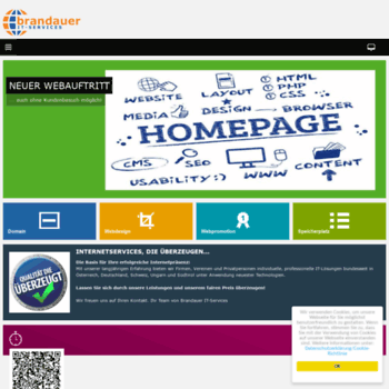 Brandauer.net thumbnail