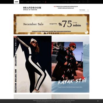 Brandroom.com.tr thumbnail