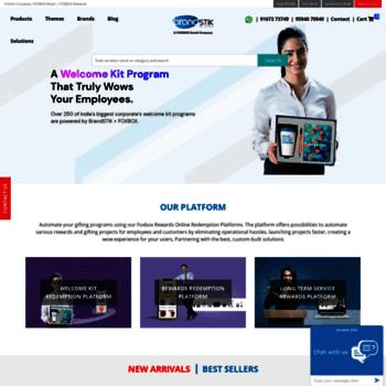 brandstik com at WI  BrandSTIK | Corporate Gifts Manufacturer India