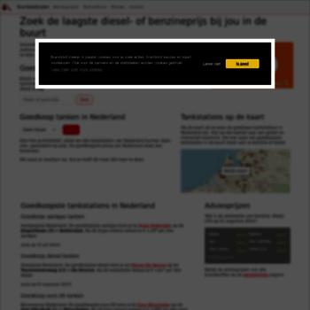 Brandstof-zoeker.nl thumbnail