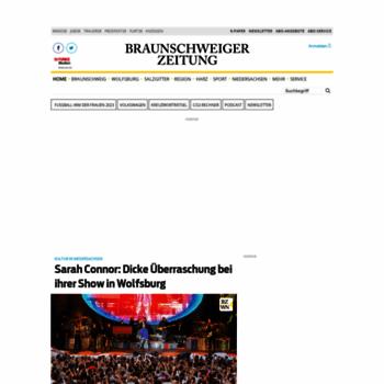 Braunschweiger Zeitung De At Wi Aktuelle Nachrichten