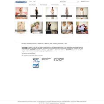 free shipping b8549 be932 brautmoden-boesckens.de at WI. Brautzubehör online kaufen ...