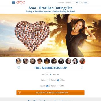 Dating-Website in Brazil