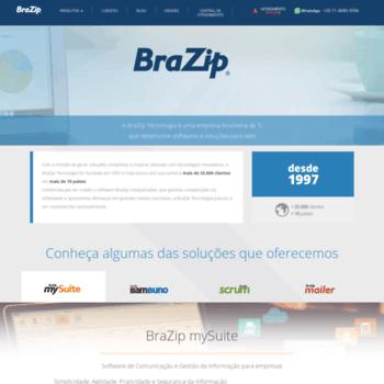 Brazip.com.br thumbnail
