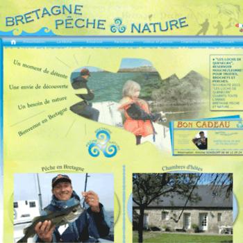 Bretagne-peche-et-nature.fr thumbnail