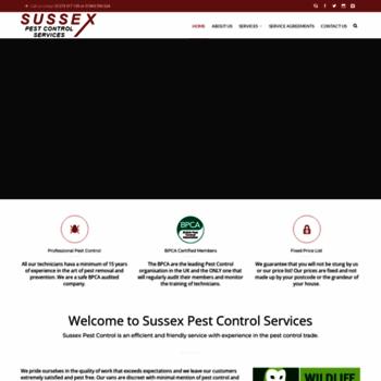 Brightonpestcontrol.co.uk thumbnail