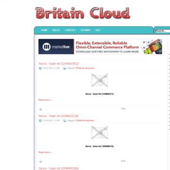 Britaincloud.co.uk thumbnail