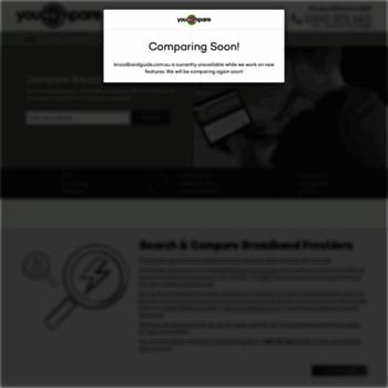 broadbandguide com au at WI  Compare Broadband Plans from Australian