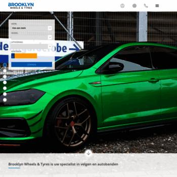 Brooklyn Wheelscom At Wi Home Brooklyn Wheels Tyres