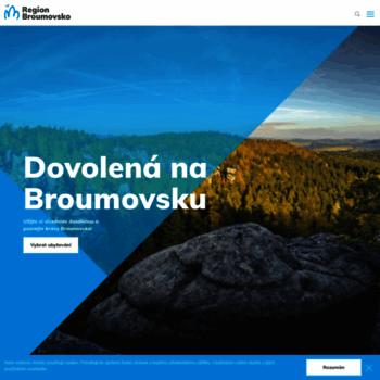 Broumovsko.cz thumbnail
