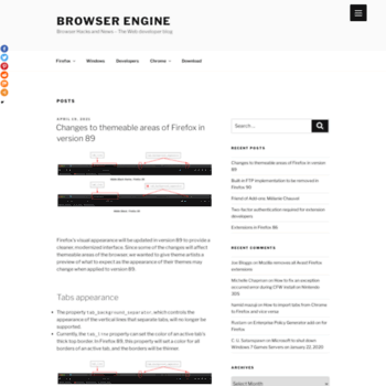 Browserengine.net thumbnail