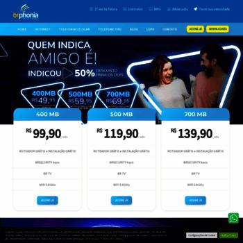 Brphonia.com.br thumbnail
