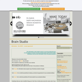 brstudio com at WI  Brain Studio - Reverse Engineering & Dongle