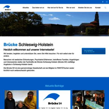 Bruecke-sh.de thumbnail