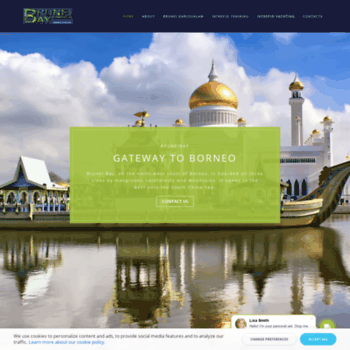 Bruneibay.net thumbnail