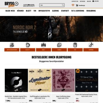 Bryggselv.no thumbnail